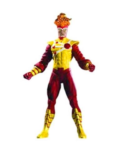 Boneco Firestorm (Nuclear) - Brightest Day - Series 2