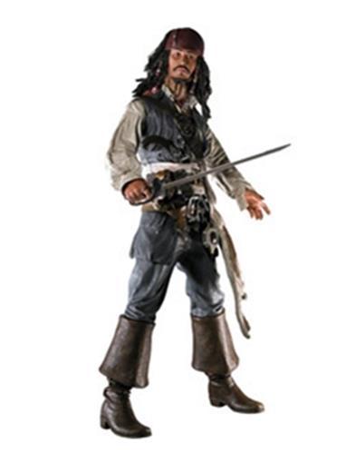 Boneco Jack Sparrow -