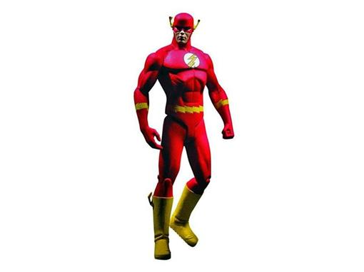 Boneco The Flash - Flashpoint - Series 1