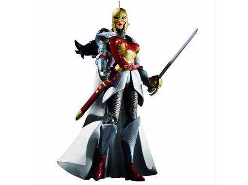 Boneco Wonder Woman (Mulher Maravilha) - Flashpoint - Series 1