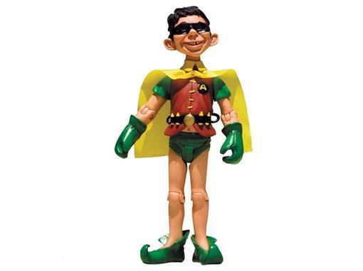 Boneco MAD Robin - Just-Us League of Stupid Heroes