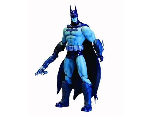 Boneco Batman (Detective Mode) - Batman Arkham City - Series 2