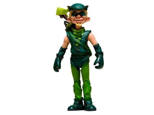 Boneco MAD Green Arrow Just-Us League of Stupid Heroes