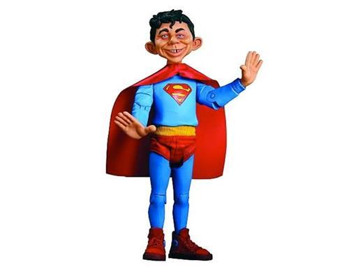 Boneco MAD Superman - Just-Us League of Stupid Heroes