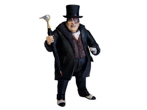 Boneco The Penguin (Pinguim) - Arkham City - Series 3