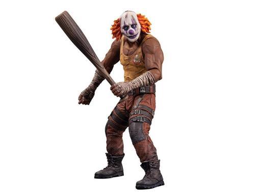 Boneco Clown Thug - Arkham City - Series 3
