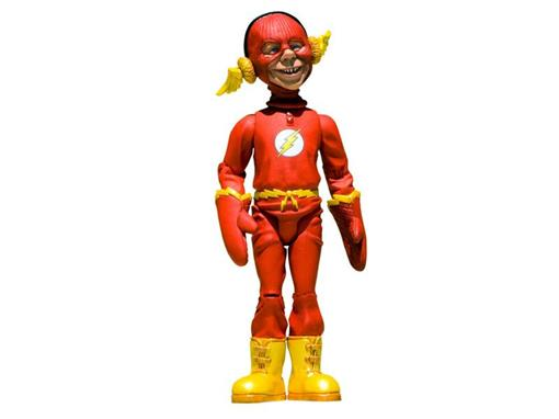 Boneco MAD The Flash Just-Us League of Stupid Heroes