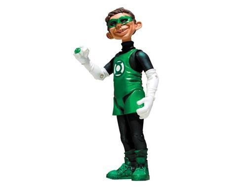 Boneco MAD Green Lantern Just-Us League of Stupid Heroes