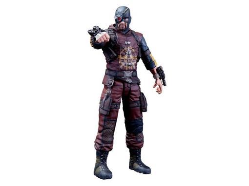 Boneco Deadshot - Arkham City - Series 4
