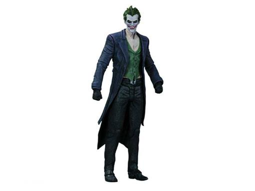 Boneco The Joker - Batman Arkham Origins - DC Collectibles
