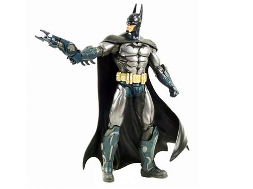 Boneco Batman (Armored) - Arkham Asylum - DC Collectibles