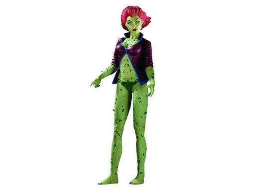 Boneco Poison Ivy - Arkham Asylum - DC Collectibles