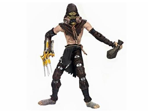 Boneco Scarecrow - Arkham Asylum - DC Collectibles