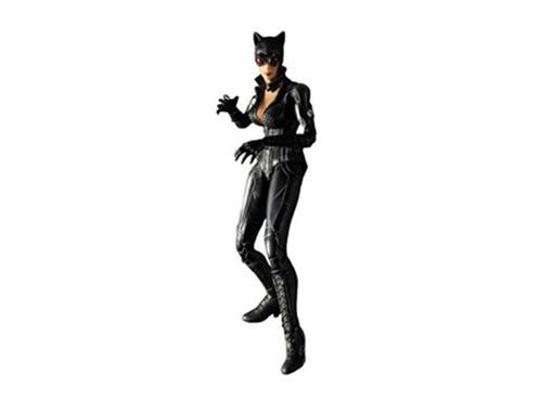 Boneco CatWoman (Mulher Gato) Play Arts Batman Arkham City