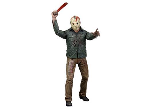 Boneco Jason Voorhees -