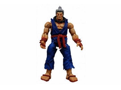 Boneco Akuma - Street Fighter 4 (Series 2) - 20Th Anniversary