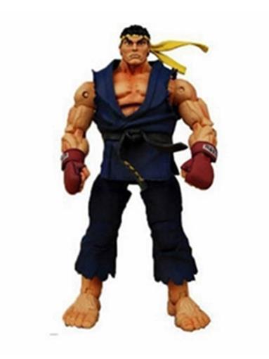 Boneco Ryu - Street Fighter 4 (Series 2) - 20Th Anniversary