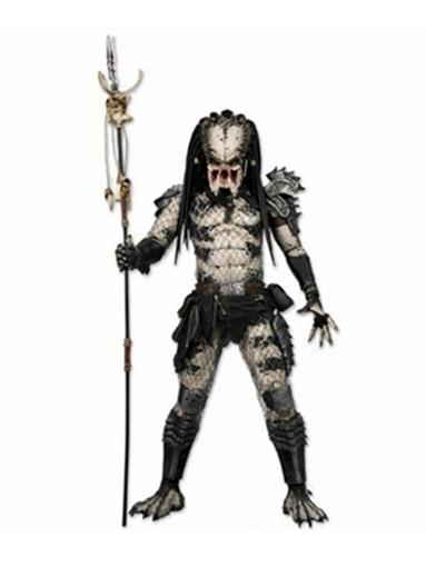 Boneco Guardian Shaman Predator -
