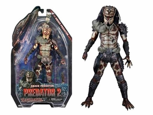Boneco Snake Predator -