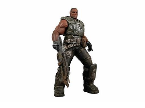 Boneco Augustus Cole - Gears of War 3