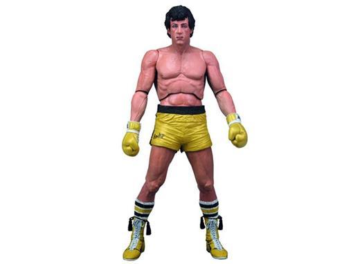 Boneco Rocky Balboa - Rocky 3