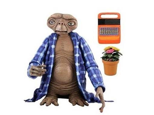 Boneco E.T. - O Extra-Terrestre (Telepathic) - 30Th Anniversary