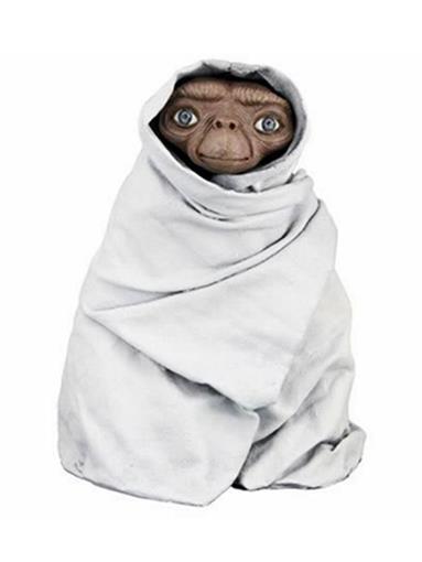 Boneco E.T.- O Extra-Terrestre (Night Flight) - 30Th Anniversary
