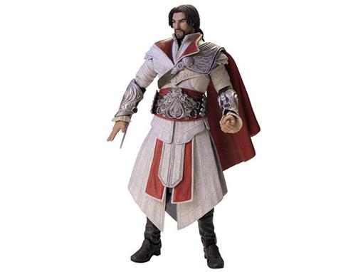 Boneco Ezio Legendary Assassin -