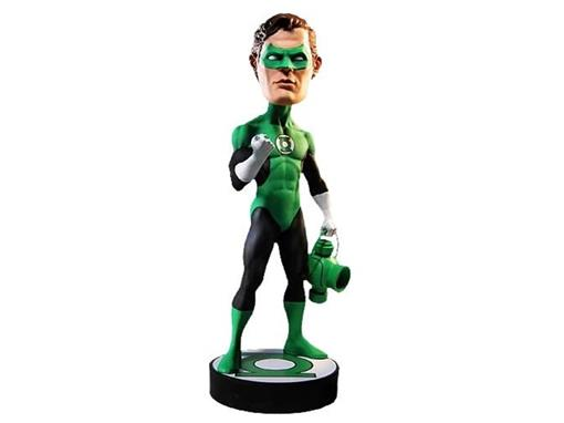 Boneco Green Lantern - Lanterna Verde - Head Knocker
