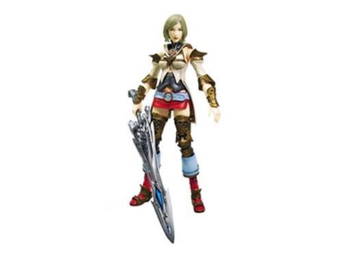 Boneco Ashe - Final Fantasy XII
