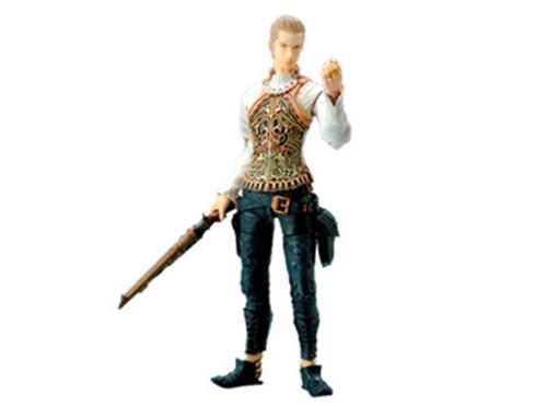 Boneco Balthier - Final Fantasy XII