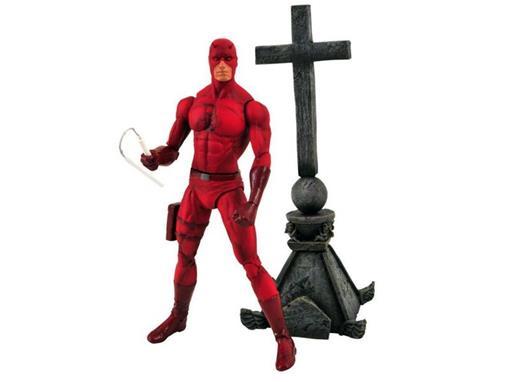 Boneco Daredevil (O Demolidor) - Homem Sem Medo - Marvel Select