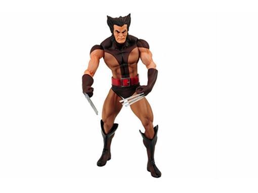 Boneco Wolverine Unmasked - X-Men - Marvel Select