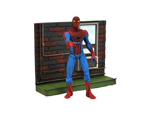 Boneco Spider-Man (Homem Aranha) - Marvel Select