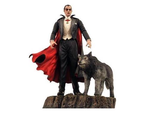 Boneco Dracula - Universal Monsters
