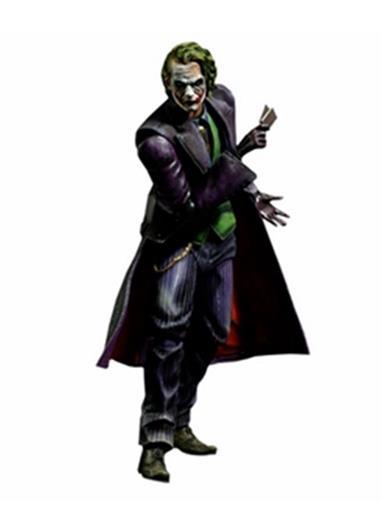 Boneco The Joker - Batman Dark Knight Trilogy - Play Arts Kai