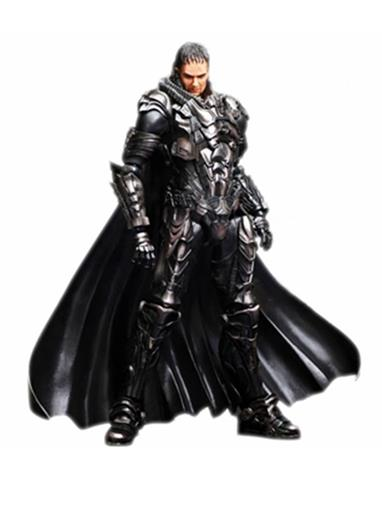 Boneco General Zod - Man of Steel - Play Arts Kai