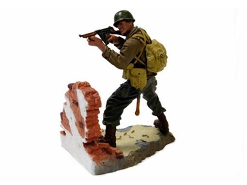 Soldado 1st Lieutenant Johnson (Normandy, 1944) - 1:32