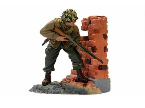Sargento 101ST Airbone Staff Rizzo (Normandy, 1944) - 1:32