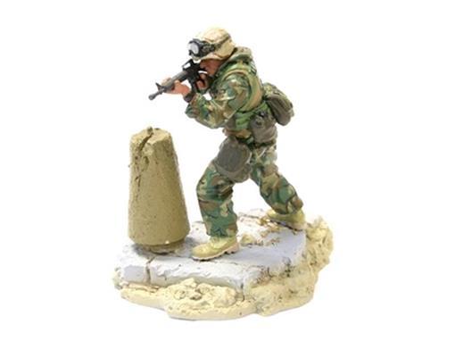 Soldado Marine Gysgt. Chen (Baghdad, 2003) - 1:32