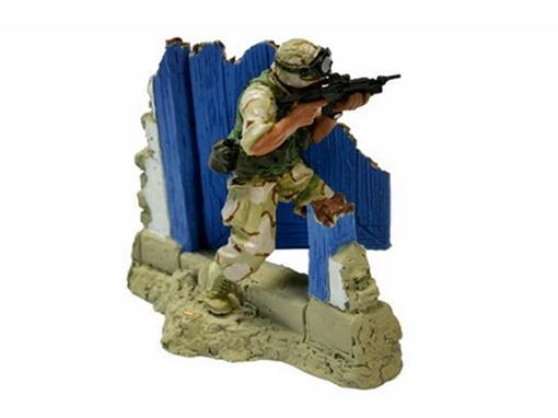 Soldado Marine CPL. Rodriguez (Baghdad, 2003) - 1:32