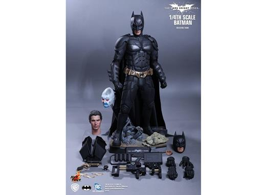 Batman - The Dark Knight Rises - Hot Toys - 1:4