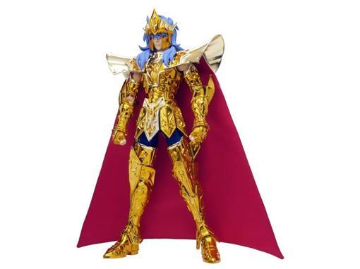 Saint Cloth Crown Poseidon - Cavaleiros do Zodíaco - 1:6