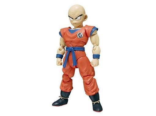 Boneco Kuririn - Dragon Ball Z - S.H.Figuarts