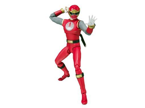 Red Wind Ranger - Power Rangers Vermelho - S.H.Figuarts