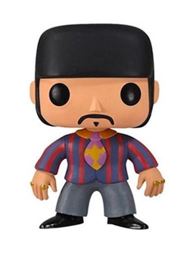Boneco Ringo Starr - The Beatles Yellow Submarine