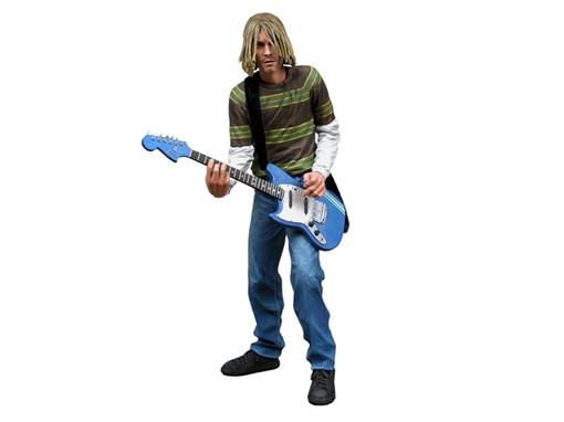 Boneco Kurt Cobain - Nirvana - 18