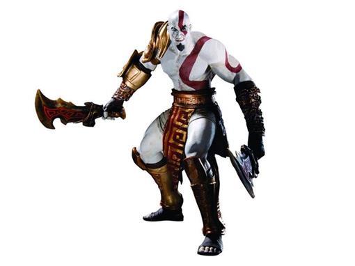 Boneco Kratos - God Of War - DC Unlimited