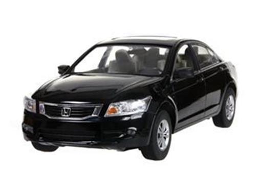 Honda: Accord - Preto - Controle Remoto - 1:24