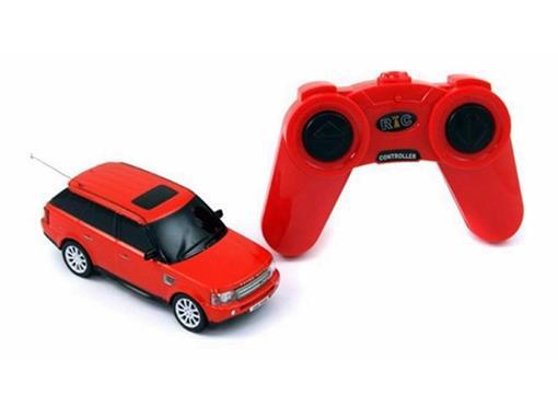 Land Rover: Range Rover Sport - Vermelha - Controle Remoto- 1:43